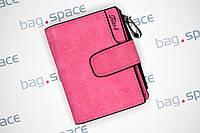 Кошелек женский Friend Compact, ярко-розовый