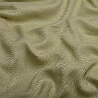 Ткань для штор Однотонная мешковина блэкаут Слоновая кость