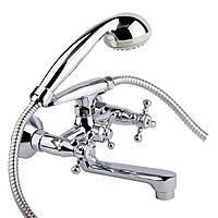 Смеситель для ванны Mayfair 142 с коротким гусаком