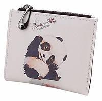 """Кошелек женский Fiore Photo, """"Panda"""""""
