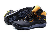 Мужские зимние кожаные ботинки Timberlend NS 40