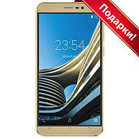"""Смартфон 5.5"""" CUBOT NOTE S, 2GB+16GB Золотистый 4150 mAh камеры 5+2 Мп"""