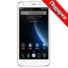 """Смартфон 5.5"""" DOOGEE T6 Pro, 3GB+32GB Белый 8 ядер 6250 mAh камеры 13+5 Мп"""