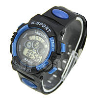 """Мужские часы  """"Синие"""" от студии LadyStyle.Biz, фото 1"""