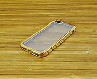 Чехол iPhone 5 5s Gold-Line