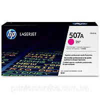 Картридж CE403A (507A) magenta для HP 500 Color M551n/551dn/551xh