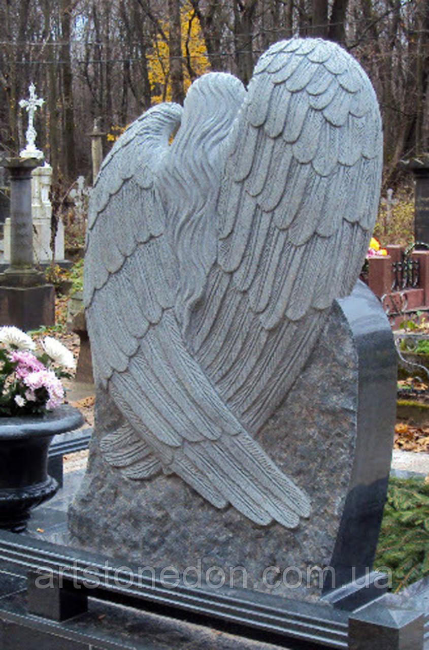 Ангел гранит памятник памятники животным рамблер