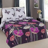 Ткань для постельного белья, поплин (хлопок) Комильфо, основа