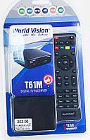 DVB-T2 тюнер (ресивер) World Vision T61M, USB, HDMI (7920.1)