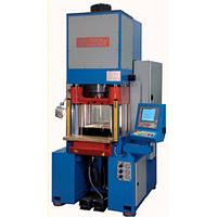 Гидравлический пресс 300 тонн с системой ЧПУ модели Т.300 4С