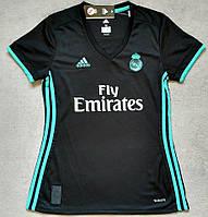 Женская футболка Adidas FC Real Madrid 2017-18