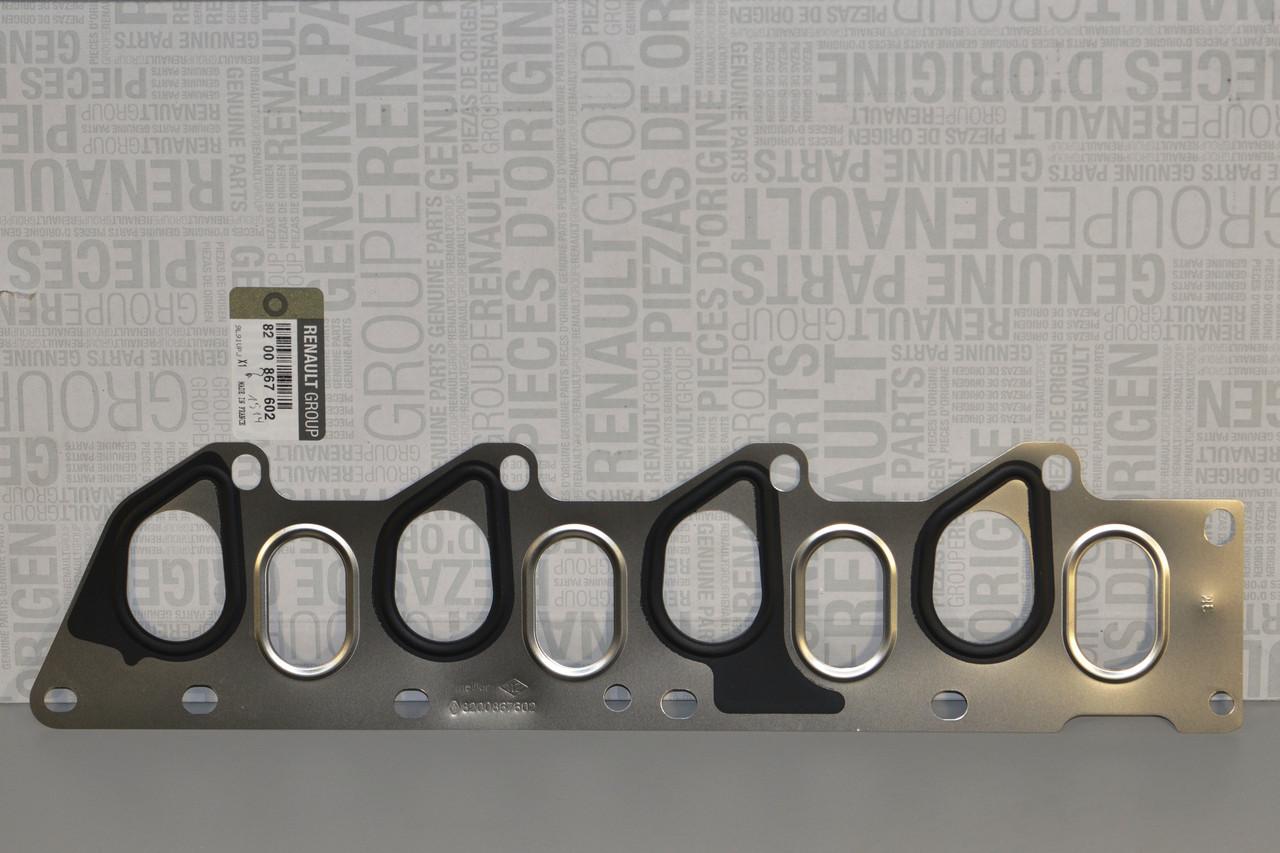 Прокладка (впуск / выпуск) коллектора на Renault Trafic  2001->  1.9dCi  — Renault  (Оригинал) - 8200867602