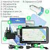 Супер GPS навигатор Pioneer DVR700PI 3G 2 SIM IPS 1GB RAM на Android 5.1+ Навител Подарки, фото 4