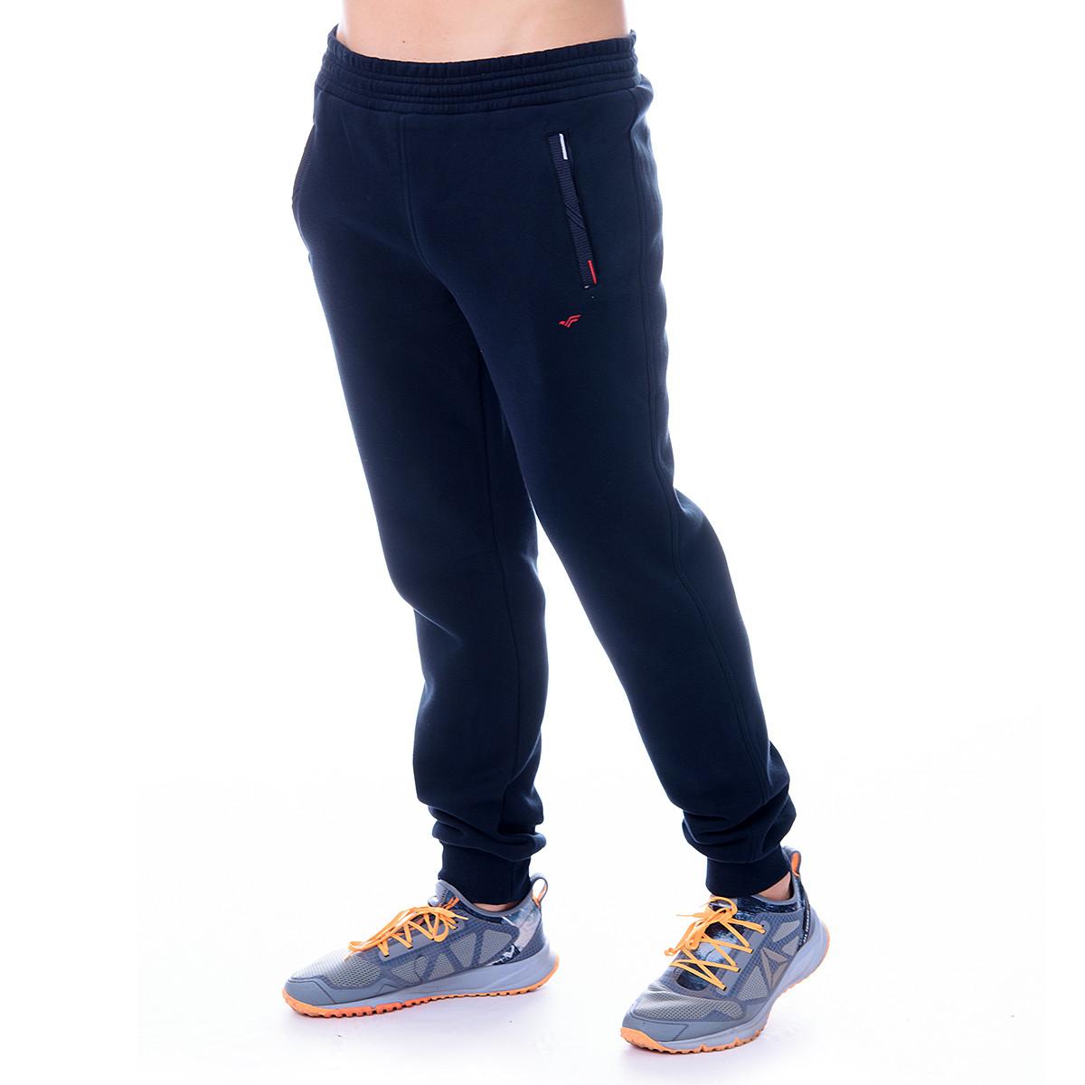 Теплые мужские штаны байка под манжет тм. FORE 1086N