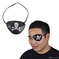 Пиратская повязка на глаз, фото 1