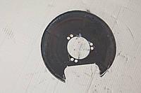 Защита кожух тормозного диска левый 13219213 на Opel Insignia 08-17