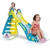 Детская горка My First Slide Injusa - Испания - возможность подключения воды