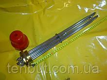 Блок тэн нержавейка 9,0 кВт / 2.0 дюйма резьба / 220 В. / 420 мм. длина . производство Турция SANAL