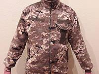 Флисовая куртка пиксель.ВСУ