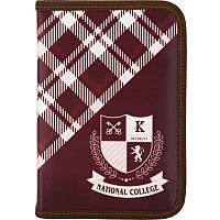 Пенал для школы Kite 621 College (K17-621-3), фото 1