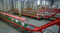 Автоматизированная сортировочная система для склада