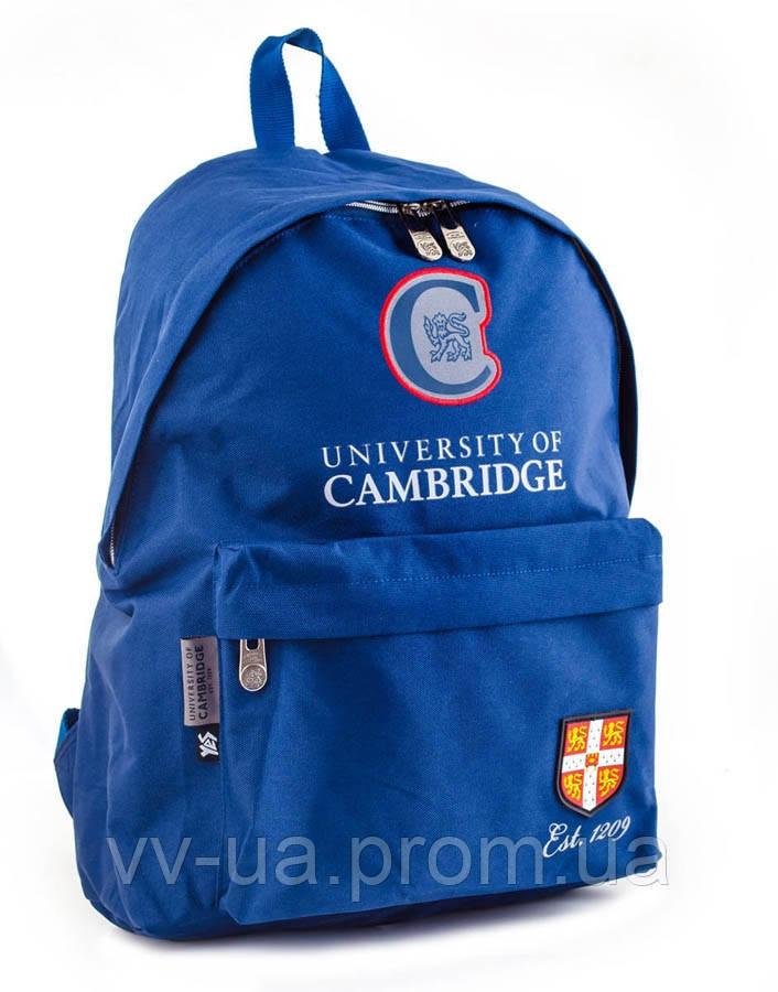 Рюкзак подростковый Yes CA-15 Navy