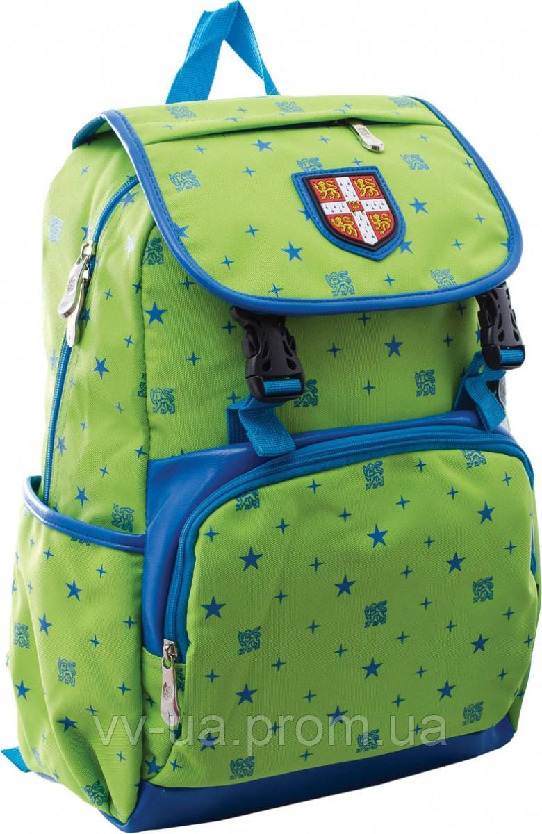 Рюкзак подростковый Yes CA059 Cambridge, унисекс, салатовый (552952)