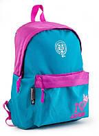 Рюкзак подростковый Yes OX-15 Teal, для женщин (553482)