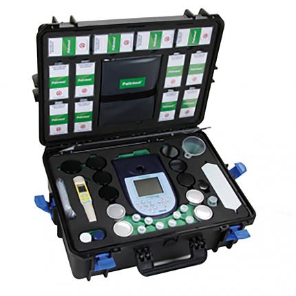 Комплект для анализа грунта Palintest SKW 500, фото 2