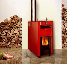 Твердотопливные стальные котлы (для дров, угля, брикетов)