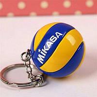 Брелок волейбольний м'яч Mikasa ( класичний)
