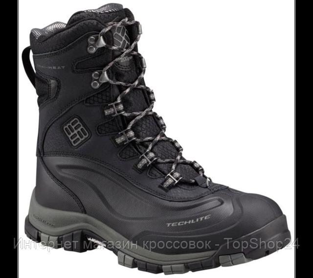 Новинка ботинки Columbia Bugaboot Plus Omni-Heat Michelin