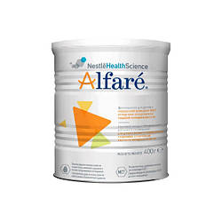 Сухая молочная смесь Nestle Alfare, 400 г