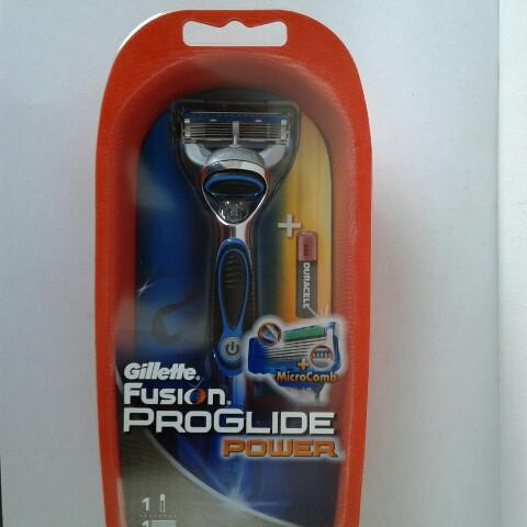 Станок для бритья Gillette Fusion Proglide Power (Жиллет Фюжен Проглейд Повер)