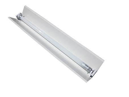 Светильник открытый под led лампу 120см 100lamp СПВ 01-1200 стандарт (613357), фото 2