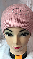 Женская шапка