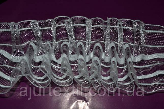 Тесьма широкая на органзе, фото 2