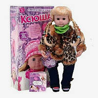 "Интерактивная кукла ""Ксюша"" 5335"