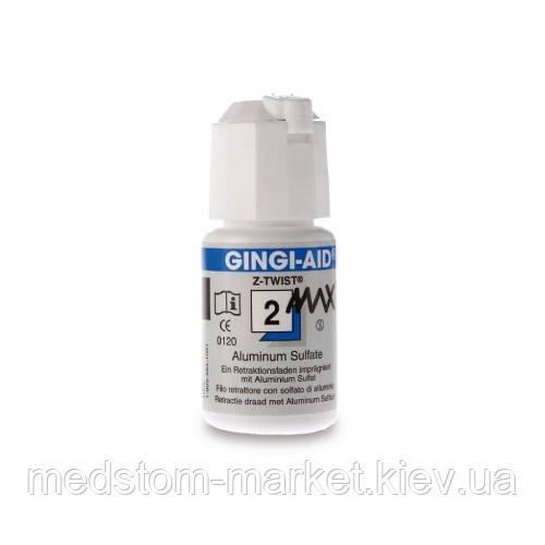 Gingi-Aid (Джинджи-Аид), нить ретракционная, №2, синяя