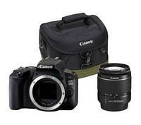 Фотоаппарат / фотоапарат Canon EOS 200D + EF-S 18-55mm III + сумка 100EG + karta 16GB