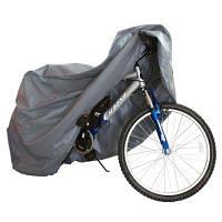Велочехол-накидка от дождя на велосипед (дождевик)