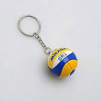 Брелок волейбольний м'яч Mikasa  (пляжний)