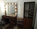 Шкаф для салонов красоты и парикмахерских А109, фото 3