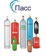 Услуги по ремонту и аттестации баллонов для технических газов и жидкостей
