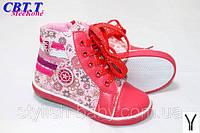 Детская демисезонная обувь бренда Meekone для девочек (рр. 28 и 30)