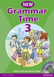Учебник New Grammar Time 3 Student's Book