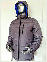 Куртка мужская зимняя REEBOK тинсулейт