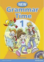 Учебник New Grammar Time 1 Student's Book