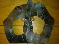 Пыльник рулевой тяги правый (лопух) 96243911 OEM (АвтоЗАЗ)