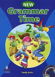 Учебник New Grammar Time 2 Student's Book